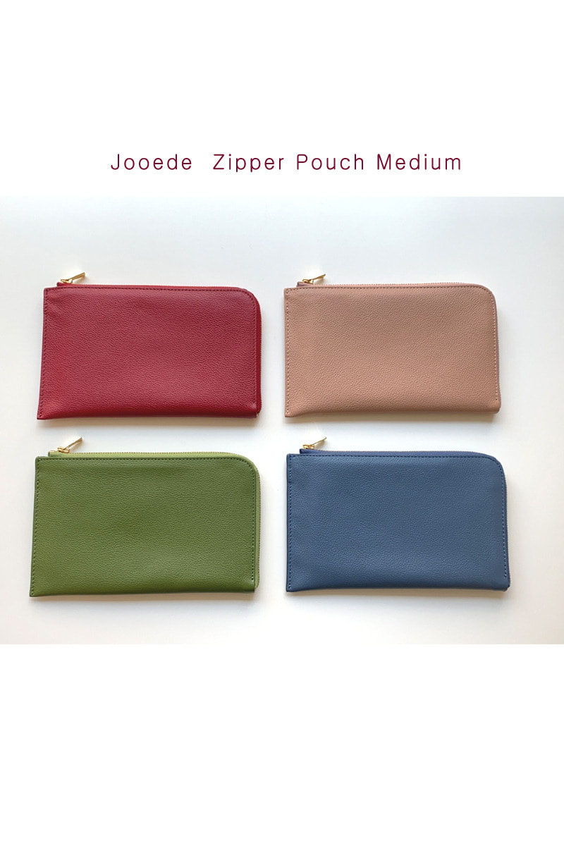 Jooede  Zipper Pouch Medium