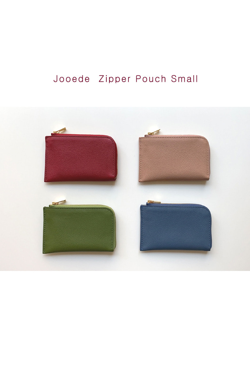 Jooede  Zipper Pouch Small